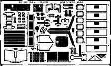 eduard 35113 1/35 Armor- SdKfz 251/1D for Tamiya