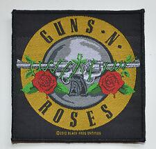 Guns N 'Roses-Bullet logo-patch - 10,3 CM x 10,3 cm - 164390