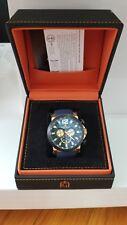giorgio milano chronograph dial watch