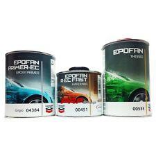 Fondo Epofan primer Grigio Lechler 04 384 induritore 00 305 Diluente 00 535
