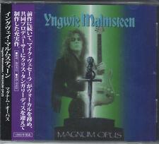 YNGWIE MALMSTEEN-MAGNUM OPUS-JAPAN CD C75