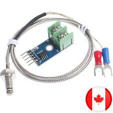 MAX6675 K Type Thermocouple Temperature Sensor Adapter Board Module Arduino