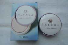 NIB Tatcha Silk Canvas Protective Primer Mini Deluxe Travel Size - 7g / 0.24 oz