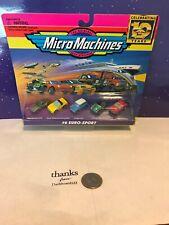 Micro Machines Euro-Sport #6 NEW 1997