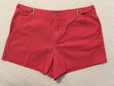 J. Crew Chino Shorts, Size 8