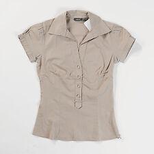 Figurbetonte Damenblusen, - tops & -shirts aus Baumwollmischung mit Blusen Mexx