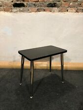 Black - Wurlitzer 200 series  BENCH with Legs and Plates