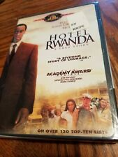 New listing Hotel Rwanda - Dvd - Factory sealed. Free shipping!