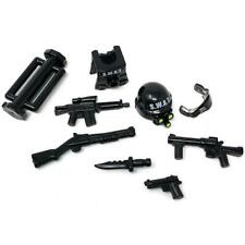 Night Ops Tactical Minifigure Pack for LEGO Minifigures - BrickForge