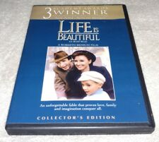 Life Is Beautiful (Collector's Edition) *Rare opp dvd
