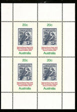 AUSTRALIA 687a MINT NH MELBOURNE S/S SHEET, FREE SHIPPING IN USA