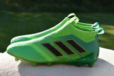 Adidas Ace 17+ Purecontrol FG-Green-Mens Size 12