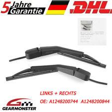 Wischerarm Hauptscheinwerfer A1248200744 A1248200844 für Mercedes W124 W126 W140