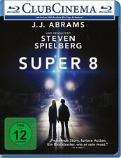 SUPER 8   BLU-RAY NEU   J.J.ABRAMS/KYLE CHANDLER/JOEL COURTNEY/+