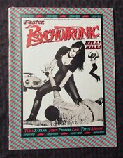 1992 PSYCHOTRONIC Video Magazine #12 FN+ Tura Satana