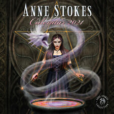 Anne Stokes 2021 Calendar 30cm x 30cm *OFFICIAL PRODUCT, NEW & SEALED*