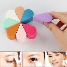 A Pack of 8 Petals!Girls Beauty Makeup Powder Puff Cake Sponge Cosmetics