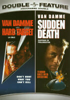 Hard Target / Sudden Death (Double Feature) (B New DVD