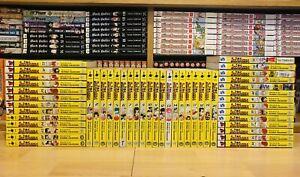 Inuyasha 1-51 (47 BOOKS) Manga Set Collection Complete Run Volumes ENGLISH RARE