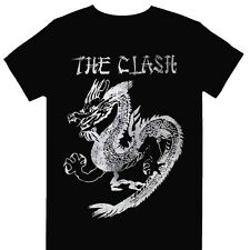 More details for the clash - dragon official licensed t-shirt