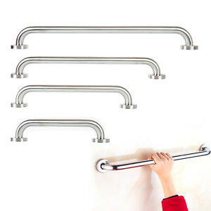 NEW Stainless Steel Shower Bath Grab Bar Grip Bathroom Rail Safety Hand Handle