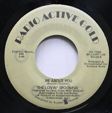 Rock 45 The Lovin' Spoonful - Me About You / Rain On The Roof On Radio Active Go