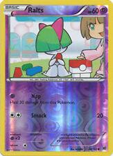 Ralts 68/162 XY Breakthrough REVERSE HOLO PERFECT MINT! Pokemon