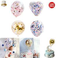 40PC  Confetti Latex Balloons Bouquet Wedding Birthday Party Supplies  Decor