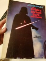 1980 Star Wars THE EMPIRE STRIKES BACK by Scholastic Book Services