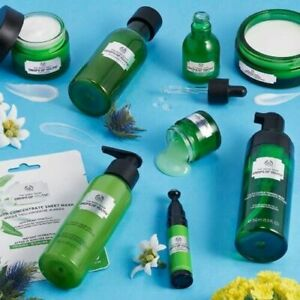 The Body Shop Drops Of Youth Collection