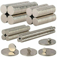 TinyStrong Cylinder Round Disc Magnets Rare Earth Neodymium N52//N50//N35-fa0815