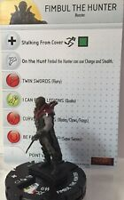 FIMBUL THE HUNTER Common Rookie Monster Lord Of The Rings LOTR Heroclix