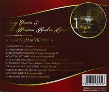 LARRY & BEAKER,NORMAN GARNER - GOOD NIGHT VIENNA   CD NEUF