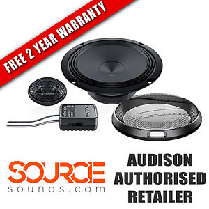 Audison Prima APK165 6.5 - FREE TWO YEAR WARRANTY