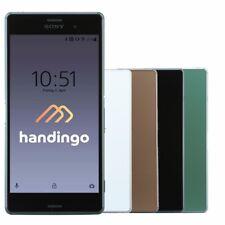 Sony Xperia Z3 D6603 16GB Smartphone ! Schwarz - Weiss - Kupfer - Silbergrün