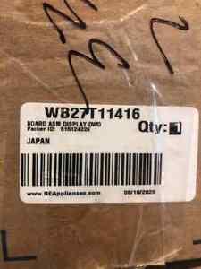 WB27T11416 GE Range/Stove/Oven Display Board OEM