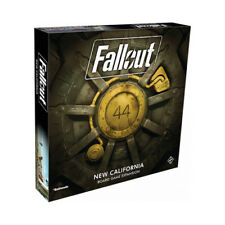 Fall Out the Board Game - New California - NEW - Factory Sealed
