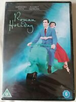 DVD - *New & Sealed* Roman Holiday DVD 2009 Audrey Hepburn Gregory Peck PAL UK
