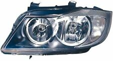 BMW 3 SERIES 2005 2006 2007 2008 FRONT HEADLIGHT HEADLAMP PASSENGER SIDE NEAR
