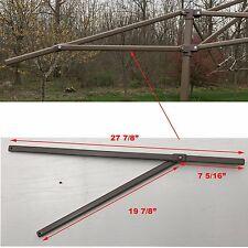 Ozark Trail 13 x 13 Canopy/Gazebo  EXTEND LOWER ROOF POLE Bars Parts