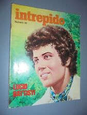 INTREPIDO NUMERO 30 LUCIO BATTISTI  26/7/1973