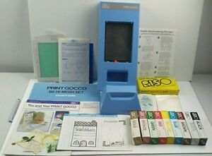 Riso Print Gocco B6 Professional Quality Home Printing Kit
