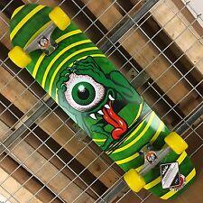 New Santa Cruz Jammer Eyegore Large Cruzer Complete Skateboard 9.42in x 35.04in