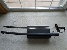 British Cavalry Sword Unrestored & Original Antique Circa 1800's
