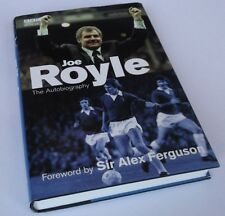 Joe Royle: The Autobiography. SIGNED with gift inscription. Hardcover