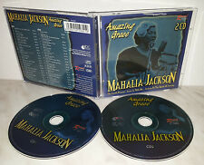 2 CD MAHALIA JACKSON - AMAZING GRACE