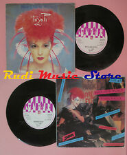 LP 45 7'' TOYAH Brave new world Warrior rock 1982 SAFARI SAFE 45 no cd mc dvd