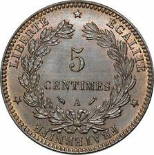 O305 Rare 5 Centimes Cérès 1896 A Paris FDC !!!  > Faire offre