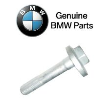 NEW Front Upper Control Arm Eccentric Bolt Genuine For BMW E53 X5 2000-2006