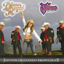 DIANA REYES - JUNTOS CRUZANDO FRONTERAS NEW CD